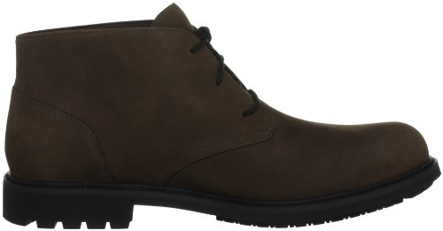 Timberland Ekstormbk, Bottes Chelsea Homme Braun (Burnished Dark Brown Oiled)