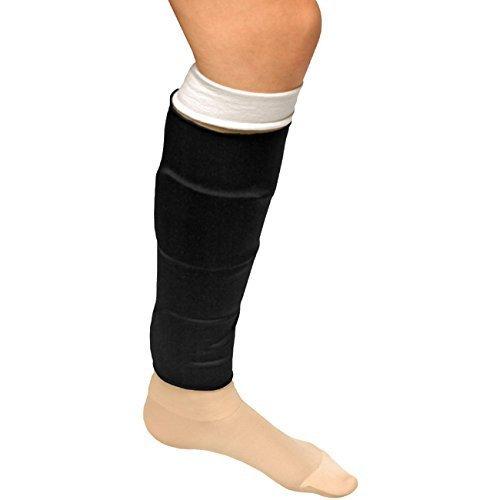 f67c3335fc Circaid Cover up Lower Leg, Black, Small by CircAid