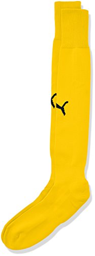 PUMA Erwachsene Team II Socks Stutzen, Yellow-Black, 2 Preisvergleich