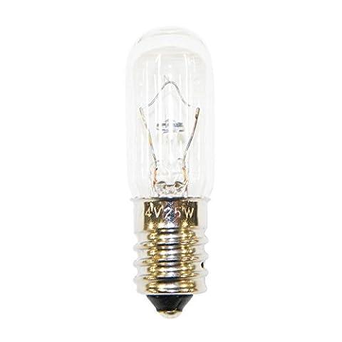 Ampoule à vis E14 24V 25W