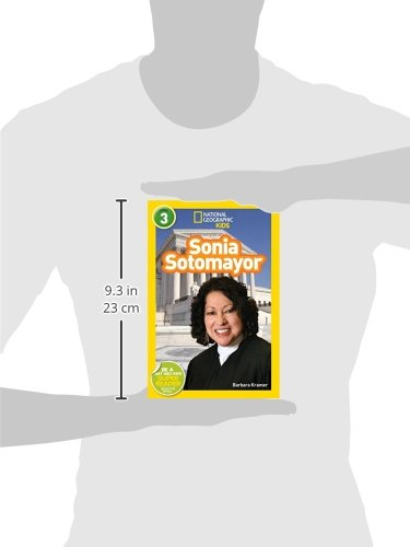 Sonia Sotomayor (National Geographic Kids Readers, Level 3)