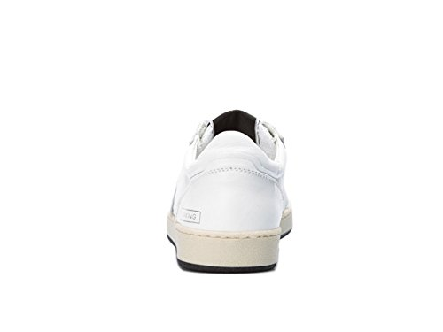 Sneakers en cuir blanche Philippe Model mainapps Bianco