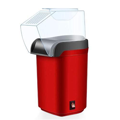 NBZLY Popcorn-Maschine, schnelle Heißluft, mit Messbecher, perfekt zum Ansehen von Filmen und Partys zu Hause, für Küchen, Studentenwohnheime, Wohnmobile, Reisen