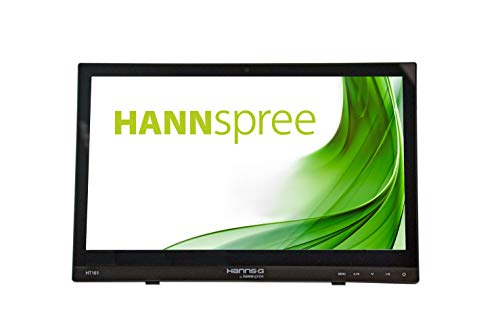 Hanns-G HT161HNB 39,62cm 15,6Zoll Touch Display 1.366x768 16:9 LED VGA HDMI