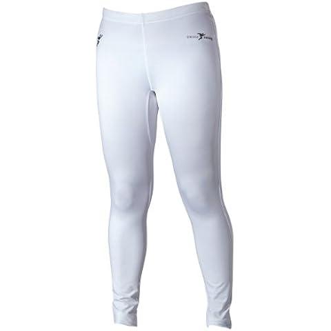 Precision - Mallas interiores blanco blanco Talla:34-36 Inch