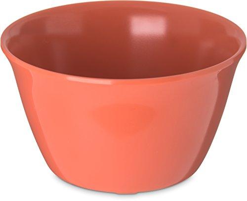 Carlisle Dallas Ware Bouillon-Becher, 227 ml, 9,5 cm, sunset orange, 24 - Dallas-ware