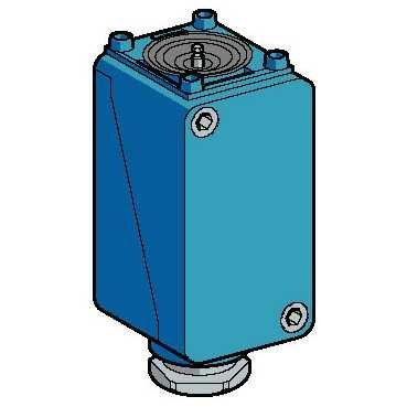 Preisvergleich Produktbild Schneider ZC2JD46 ZC2J-Pos.sch.GEH,  Teilbares Gehäuse,  ohne Anzeige,  2Ö / 2S,  (-40)-70 °C