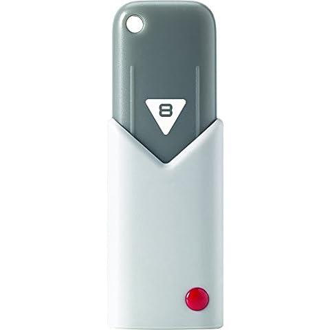 Emtec ECMMD8GB102 Click B100 Memoria USB