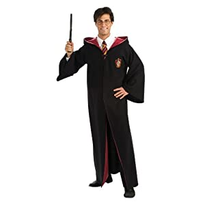 Adult Deluxe Harry Potter Fancy Dress Costume 4