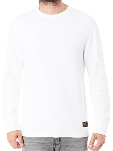 Levis Skate Thermal Longsleeve Tee Bright White L (Long Sleeve Tee Thermal)