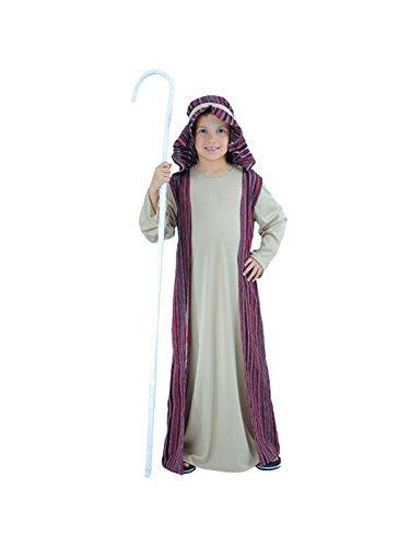 Child Boys Christmas Shepherd Costume (5-7 years) by Funtastik