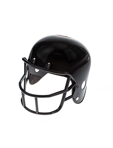 Deiters Football Helm schwarz one size