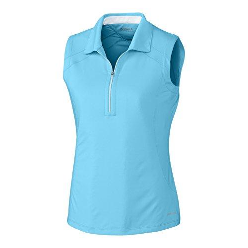 Cutter & Buck Sport Golf DryTec Polo Shirt Annika Collection Größe S-XL (Damen Golf-shirt Collection)
