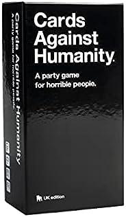 Ca$H CAG0269 Cards Against Humanity Kortspel (Engelskt Spel), Set, Svart