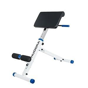 HUDORA Rückentrainer Fitness-Gerät – Bauchtrainer – 65224