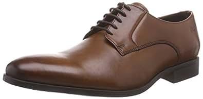 Clarks Banfield Walk, Men's Derby, Brown (tan Leather), 6 UK (39.5 EU)
