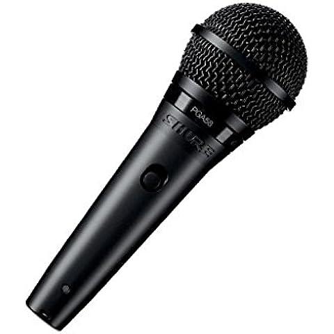 Shure PGA58-XLR Microfono Professionale Cardioide Con Switch