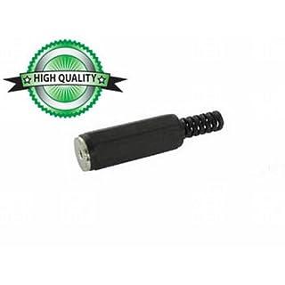 Audio Connectors 609111 Klinkenkupplung, 2.5 mm Länge, Mono, Kunststoff