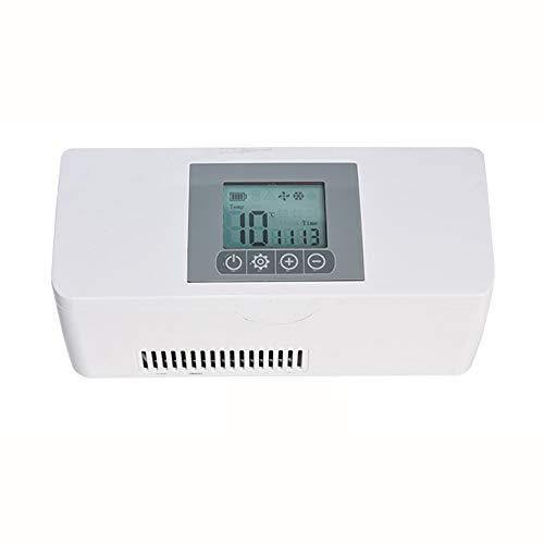 Caja refrigerada de insulina XXGI Mini Nevera Y Medicación Portátil Enfriador Caja...