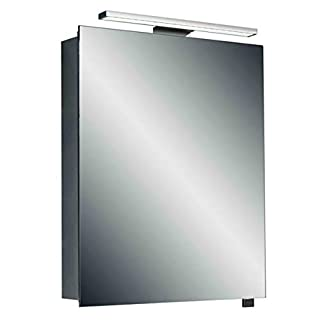 Angelo Premier Luxury Bathroom Mirror Cabinet with Light