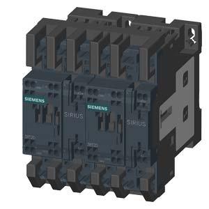 SIEMENS - INVERSOR AC3 18 5KW 400V CORRIENTE CONTINUA 24V S0 RESORTE