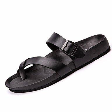 Stivali inverno delle donnecasuali zeppa piuma Heel PU sandali US9.5 / EU42 / UK8.5 / CN43