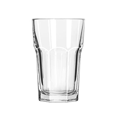 Libbey 15237 Gibraltar Duratuff 10 Oz. Beverage Glass - 36 / CS by Libbey