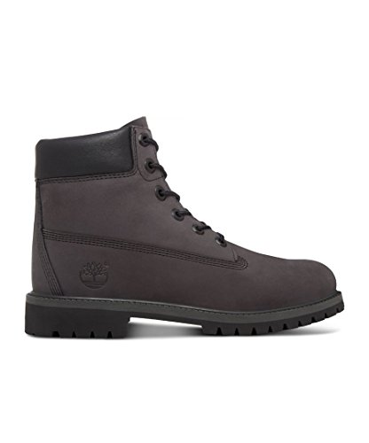 Timberland Herren 6 In Premium Waterproof Klassische Stiefel, Grau (Forged Iron), 38 EU