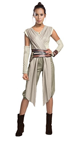 Rey-Kostüm für Damen - Star Wars VII Deluxe (Kostüme Gute Star Wars)