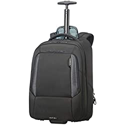 SAMSONITE Cityscape - Tech Laptop Backpack with Wheels Mochila Tipo Casual 48 Centimeters 30 Negro (Black)