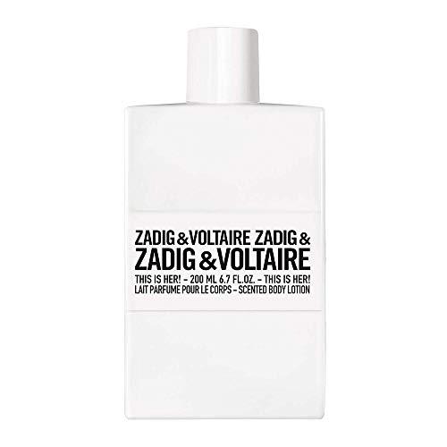 Zadig & Voltaire, Crema corporal - 200 ml