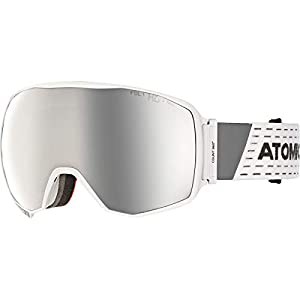 Atomic Unisex All Mountain-Skibrille Count 360° HD, Large Fit, Sphärische FDL-Doppelscheibe, HD-Technologie
