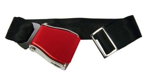 skybelt-flugzeuggurtel-rouge-noir