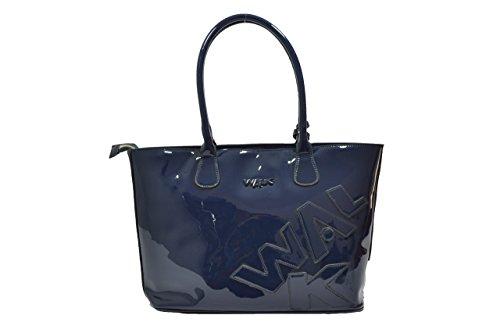 Melluso accessori Borsa donna blu M9597
