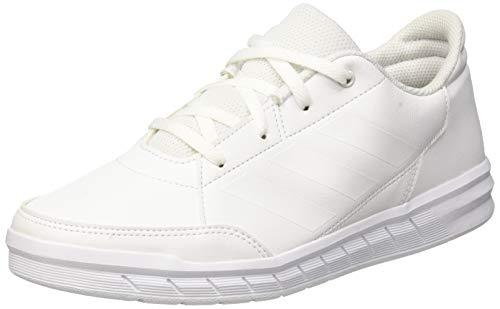 adidas Altasport K, Zapatillas de Deporte Unisex Niños, Blanco Footwear White/Grey 0, 38 EU