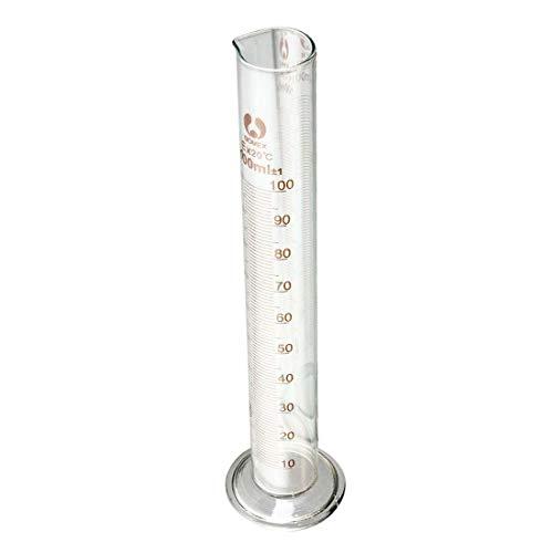 Hemore Messglas, Messzylinder, 100 ml, Messzylinder, Chemie, Labor