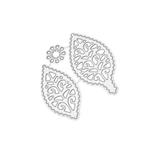 Laileya Carbon Steel Schneideisen 3D Hohle Blume Scrapbook Stencil Prägung Handwerk Vorlage DIY Werkzeug -