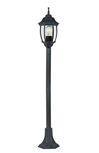 Lucide TIRENO - Lanterne / Lampadaire Exterieur Extérieur - IP44 - Vert Antique