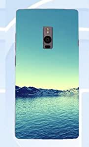 3D printed mobile case/ mobile cover/ back cover for One Plus Two Mobile model