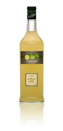 e Lime 1,0l Flasche (Giffard Sirup)