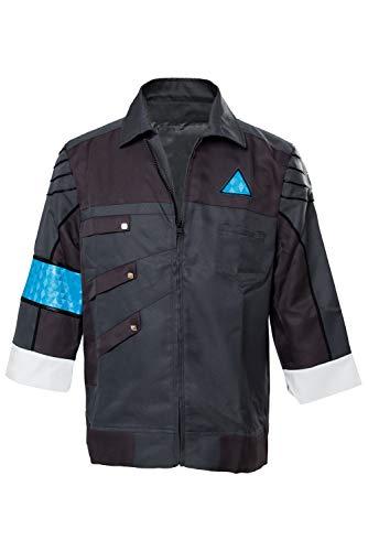 MingoTor Superheld Superhero Suit Jacket Uniform Outfit Cosplay Kostüm Damen XXXL