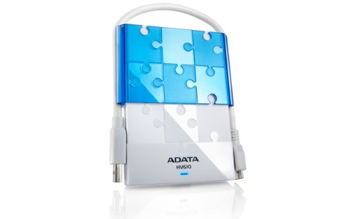 Adata HV610 1TB External Hard Disk White Price in India