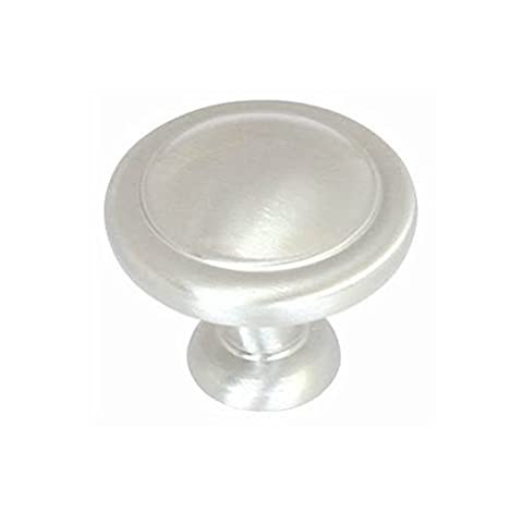 Reflections Knob - Sterling Nickel (Set of