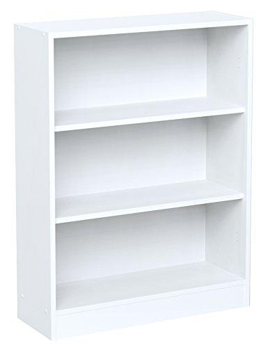 INFINIKIT Haven Bücherregal, klein- Weiß -