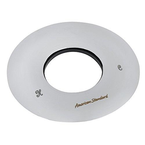American Standard American Standard m961623-0020ein Zifferblatt Plate Kit w/out Div. hole-jasmine poliert chrom