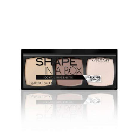 Catrice Teint Puder Shape In A Box Contouring Palette N°020 Medium 7 g