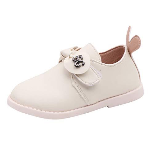 AIniModa OtoñO Invierno Chicas Short Boot Princess ShoesZapatos Lisos Antideslizantes para BebéS...