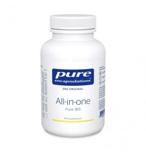PURE 365® All-in-one Formula 139 g 120 Kps von pure encapsulations®