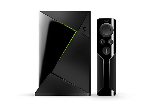 Foto NVIDIA SHIELD TV, telecomando incluso
