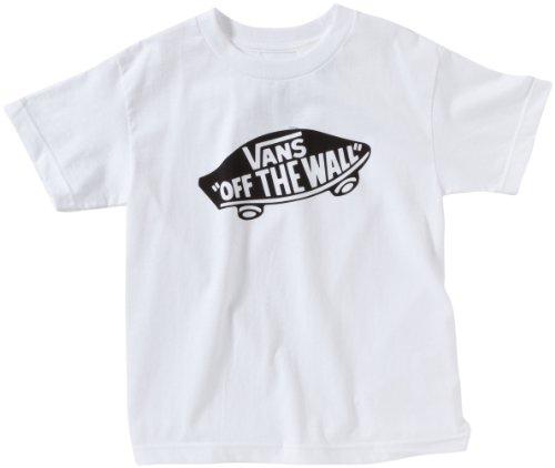 OTW Boys, White/Black, S, VIVEYB2 (Black Kids Vans)